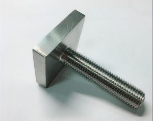 Nickel Cooper monel400 bolt fastener uns n04400 ។