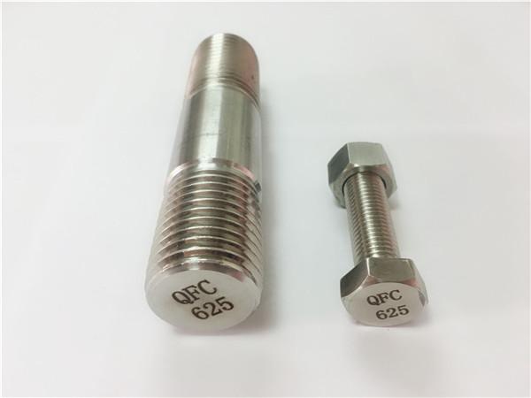 inconel 625 fasteners នៅក្នុងនីកែល។