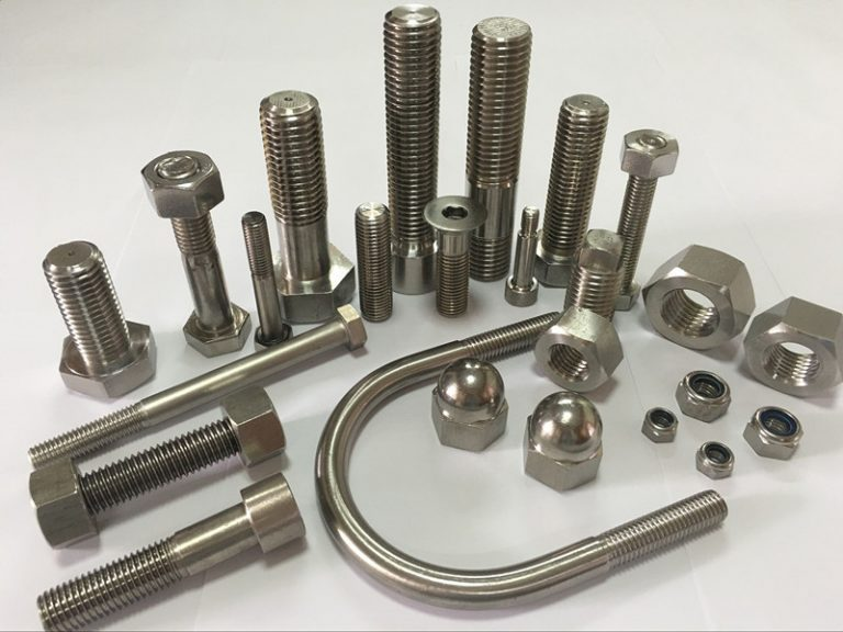 fasteners ដែក alloy ពីក្រុមហ៊ុនផលិតកំពូល។